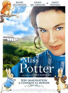 Miss Potter - 27 x 40 Movie Poster - French Style A