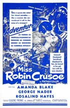 Miss Robin Crusoe