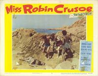 Miss Robin Crusoe - 11 x 14 Movie Poster - Style B