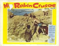 Miss Robin Crusoe - 11 x 14 Movie Poster - Style D