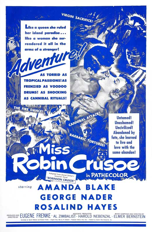 Miss Robin Crusoe movie