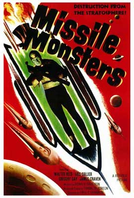 Missile Monsters - 27 x 40 Movie Poster - Style A