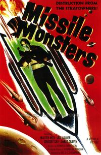 Missile Monsters - 43 x 62 Movie Poster - Bus Shelter Style A