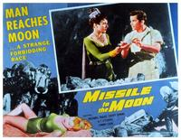 Missile to the Moon - 11 x 14 Movie Poster - Style A