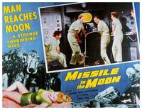 Missile to the Moon - 11 x 14 Movie Poster - Style C