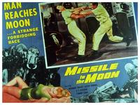 Missile to the Moon - 11 x 14 Movie Poster - Style D