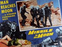 Missile to the Moon - 11 x 14 Movie Poster - Style E