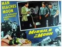Missile to the Moon - 11 x 14 Movie Poster - Style G