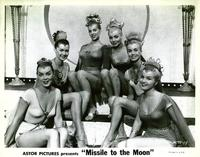 Missile to the Moon - 8 x 10 B&W Photo #3
