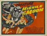 Missile to the Moon - 11 x 17 Movie Poster - Style B
