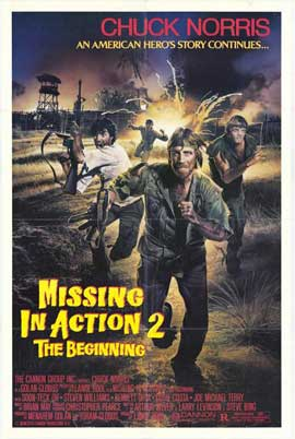 Missing in Action 2: The Beginning - 27 x 40 Movie Poster - Style A