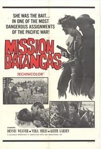 Mission Batangas - 43 x 62 Movie Poster - Bus Shelter Style A