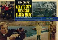 Mission Bloody Mary - 11 x 17 Movie Poster - Italian Style A
