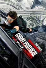 Mission: Impossible - Ghost Protocol - 27 x 40 Movie Poster - Style C