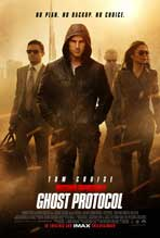 Mission: Impossible - Ghost Protocol - 11 x 17 Movie Poster - Style D
