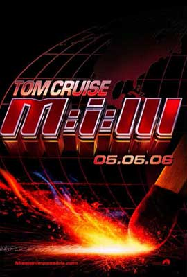Mission: Impossible III - 27 x 40 Movie Poster - Style A