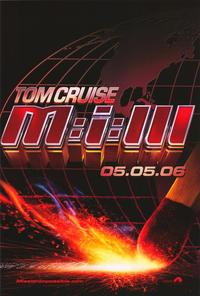 Mission: Impossible III - 43 x 62 Movie Poster - Bus Shelter Style A