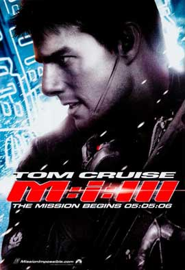 Mission: Impossible III - 11 x 17 Movie Poster - Style B
