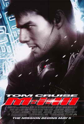 Mission: Impossible III - 27 x 40 Movie Poster - Style B