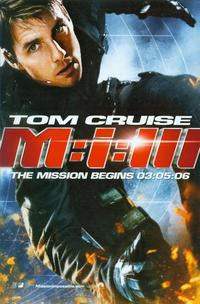 Mission: Impossible III - 11 x 17 Movie Poster - Style D