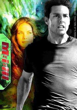 Mission: Impossible III - 27 x 40 Movie Poster - Style C