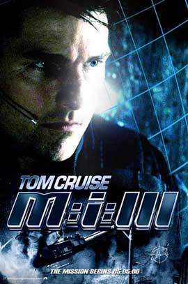 Mission: Impossible III - 27 x 40 Movie Poster - Style D
