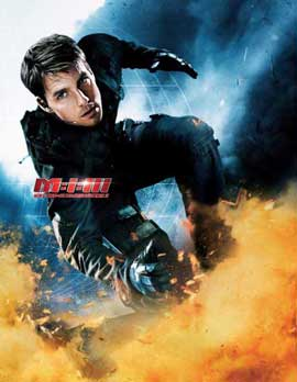 Mission: Impossible III - 27 x 40 Movie Poster - Style F