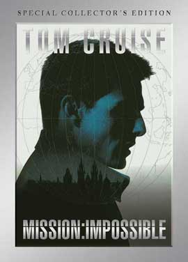Mission: Impossible - 11 x 17 Movie Poster - Style E