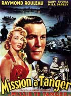 Mission in Tangier - 11 x 17 Movie Poster - Belgian Style A