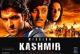 Mission Kashmir - 11 x 17 Movie Poster - Style A