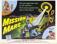 Mission Mars - 11 x 14 Movie Poster - Style A
