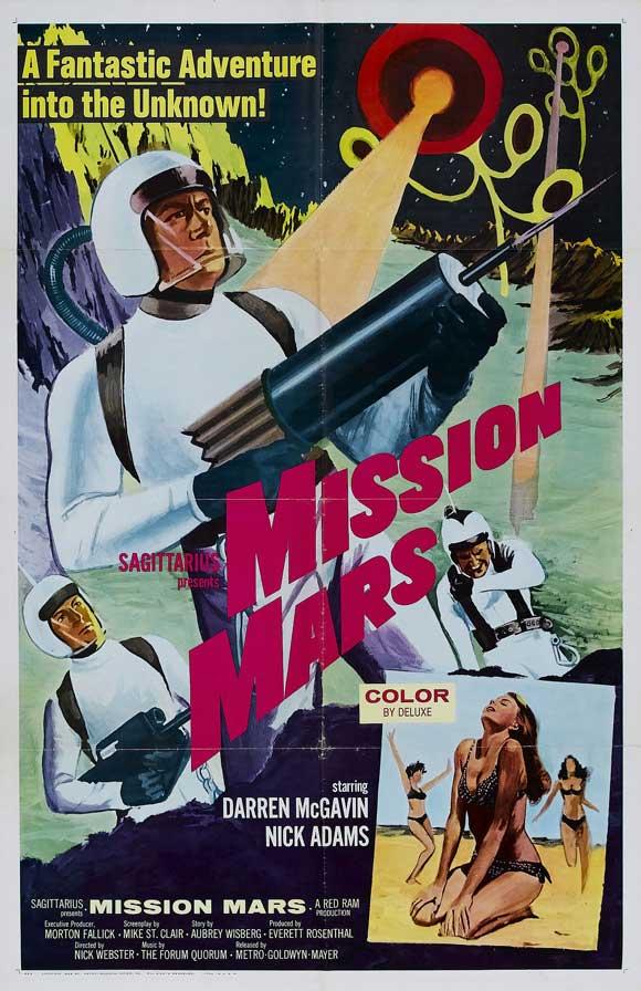 mission to mars movie robot - photo #31