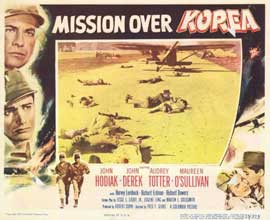 Mission Over Korea - 11 x 14 Movie Poster - Style A