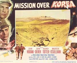 Mission Over Korea - 11 x 14 Movie Poster - Style B