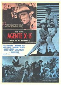 Mission to Hell - 27 x 40 Movie Poster - Spanish Style A