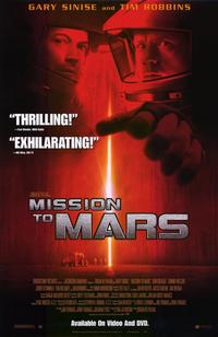 Mission to Mars - 11 x 17 Movie Poster - Style A