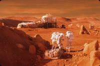Mission to Mars - 8 x 10 Color Photo #4