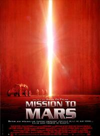 Mission to Mars - 11 x 17 Movie Poster - French Style A