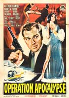 Operation Apocalypse - 11 x 17 Movie Poster - Italian Style A