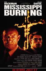 Mississippi Burning - 11 x 17 Movie Poster - Style A