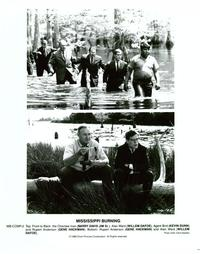 Mississippi Burning - 8 x 10 B&W Photo #1