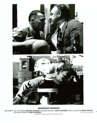 Mississippi Burning - 8 x 10 B&W Photo #7