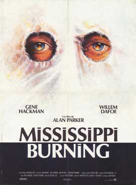 Mississippi Burning - 11 x 17 Movie Poster - French Style A