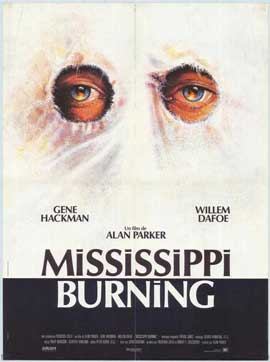 Mississippi Burning - 27 x 40 Movie Poster - French Style A