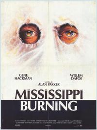 Mississippi Burning - 47 x 62 Movie Poster - French Style A