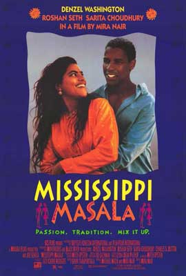 Mississippi Masala - 11 x 17 Movie Poster - Style A