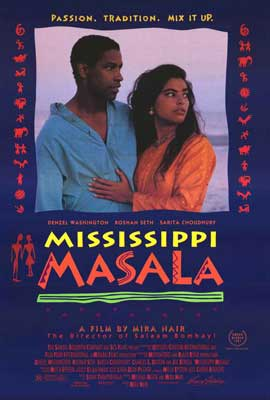 Mississippi Masala - 27 x 40 Movie Poster - Style A
