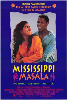 Mississippi Masala - 27 x 40 Movie Poster - Style B