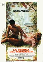 Mississippi Mermaid - 11 x 17 Movie Poster - Spanish Style A