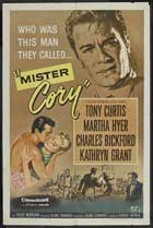 Mister Cory - 11 x 17 Movie Poster - Style A